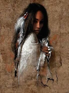 Lee Bogle Out of the Shadows Giclee on Paper