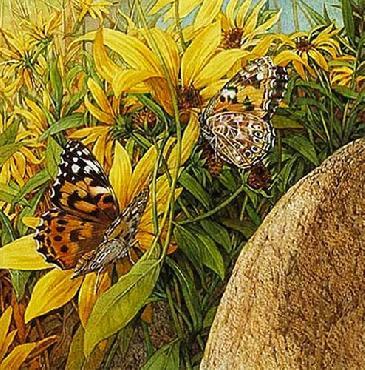 Bev Doolittle Painted Ladies