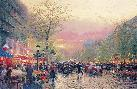 Thomas Kinkade Paris, City of Light