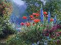 Peter Ellenshaw Path to the Secret Garden