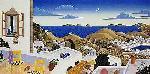 Thomas McKnight Patmos Panorama Left
