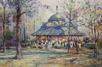 L. Gordon Pavilion of Flowers