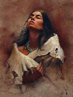 Lee Bogle Peaceful Moment Giclee on Paper