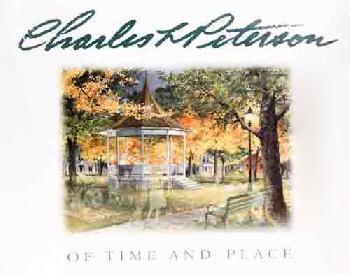Charles Peterson Of Time and Place Softcover Book
