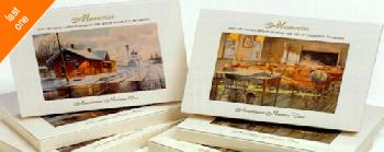 Charles Peterson Notecards Assortment 2 No Longer in Print - Last Ones!