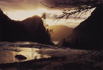 Stephen Lyman Light In The Wilderness Photo Plate 4 Light in the Wilderness Portfolio