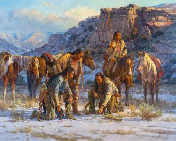 Martin Grelle Plans Against the Pecunies Signed Open Edition on Paper