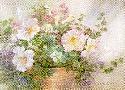 Lena Liu Potted Petunias
