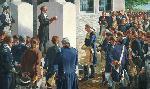 Don Troiani A Prayer of Thanksgiving - April 19th 1783