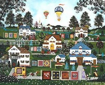 Jane Wooster Scott Quilts of Cape Cod