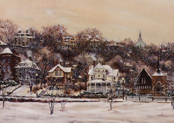Susan Amidon Ramsey Hill Artist