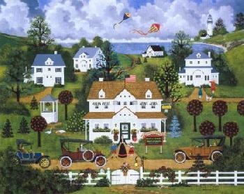 Jane Wooster Scott Remember When Artist