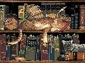 Charles Wysocki Remington the Well Read