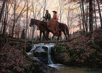 John Paul Strain A Ride With Anna