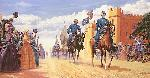 Mort Kunstler Road to Glory