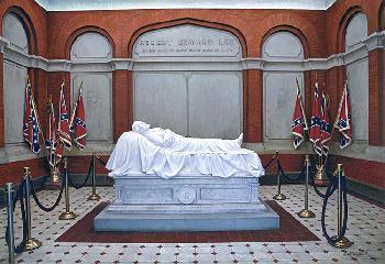 John Paul Strain Robert E Lee