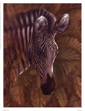 Joe Sambataro Safari Zebra