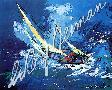 LeRoy Neiman Sailing