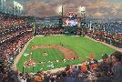 Thomas Kinkade San Francisco Giants, It