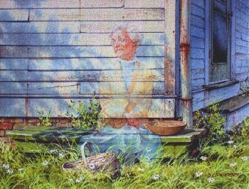 Charles Peterson A September Sun Artist