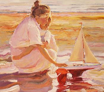 Dan McCaw Set Sail Artist