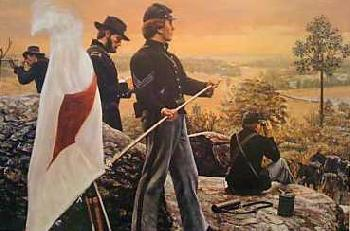 Don Stivers Signals From Little Round Top