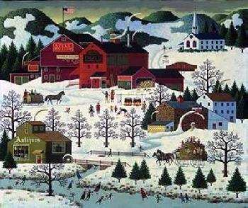 Charles Wysocki Smoke Creek Landing Legacy Collection