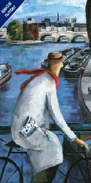 Didier Lourenco Sobre el Puente Print #1/150 Giclee