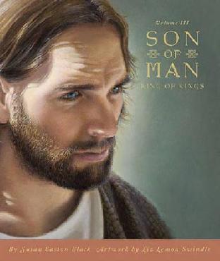 Liz Lemon Swindle Son of Man Volume III: King of Kings Hardcover Book