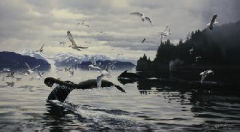 Michael Sieve Soundings - Humpback Whales Artist