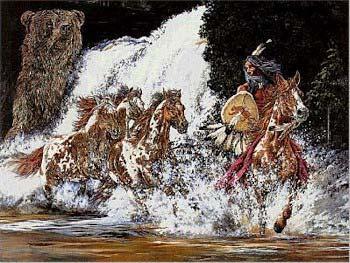 Judy Larson Spirits of Grizzly Creek