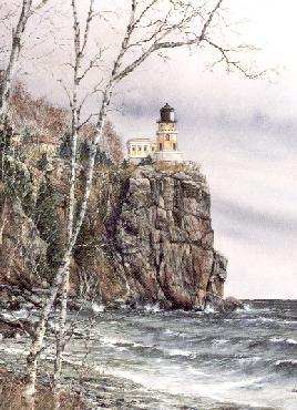 Susan Amidon Split Rock Lighthouse