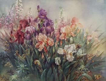 Lena Liu Spring Garden Canvas