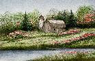 Arnold Alaniz Spring Pond