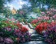 Larry Dyke Stairway - Impressions of Biltmore