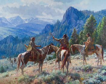 Martin Grelle Strategies Signed Open Edition on Paper