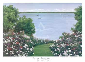 Diane Romanello Summer Vista