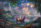 Thomas Kinkade Tangled
