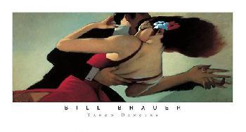 Bill Brauer Tango Dancers