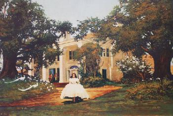 William Maughan Tara Artist