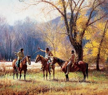 Martin Grelle Teller of Tales Open Edition on Paper