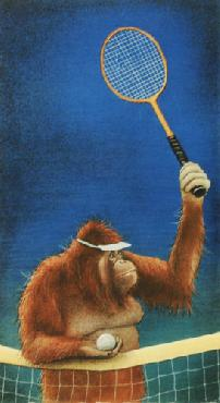 Will Bullas Tennis Anyone