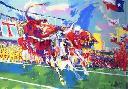 LeRoy Neiman Texas Longhorns