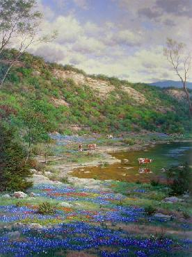 Larry Dyke Texas Spring