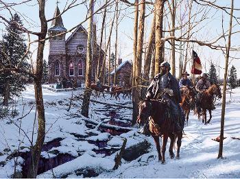 John Paul Strain Christmas Carol