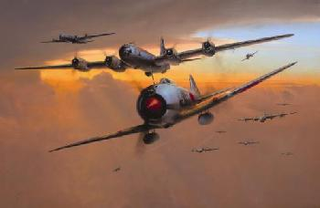 Richard Taylor Threatening Skies