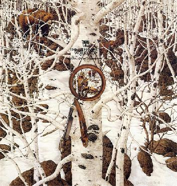 Bev Doolittle Three More for Breakfast Artist