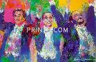 LeRoy Neiman Three Tenors