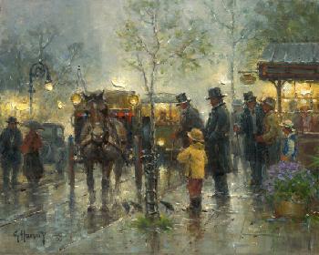 G. Harvey A Time of Faith and Family Artist