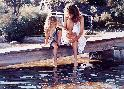 Steve Hanks Touching the Surface